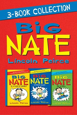 Big Nate 3-Book Collection book image