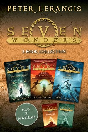 Seven Wonders 3-Book Collection book image