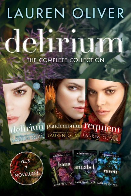 Delirium The Complete Collection Lauren Oliver E Book