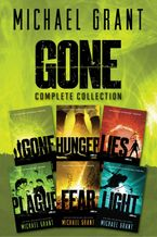 Gone Series Complete Collection eBook  by Michael Grant