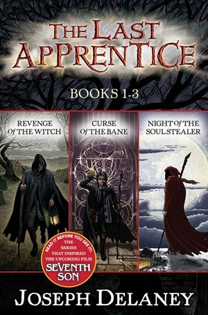 Last Apprentice 3-Book Collection book image