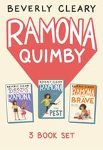 Ramona 3-Book Collection eBook  by Beverly Cleary