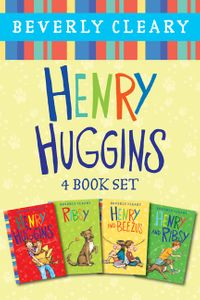 henry-huggins-4-book-collection