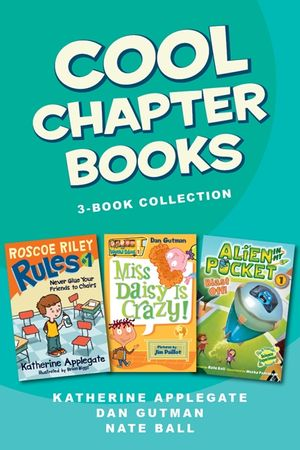 Cool Chapter Books 3-Book Collection book image