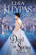 Devil in Spring Hardcover  by Lisa Kleypas