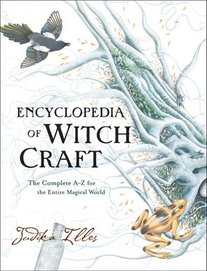 Encyclopedia of Witchcraft book image