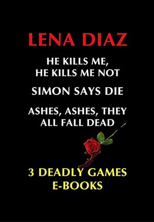 Deadly Games Thrillers book image