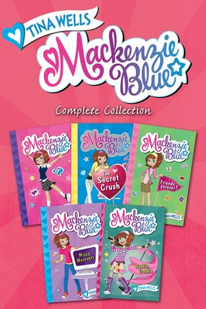 Mackenzie Blue Complete Collection book image