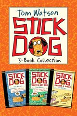 Stick Dog 3-Book Collection