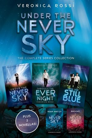 Under the Never Sky: The Complete Series Collection book image