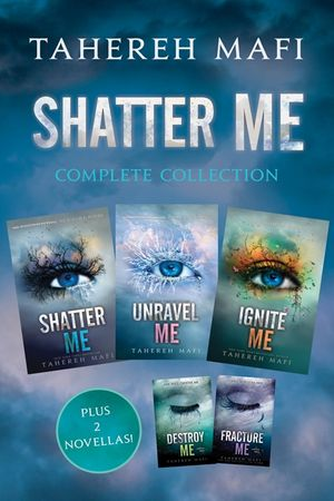 Shatter Me Complete Collection book image