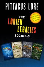 The Lorien Legacies: Books 2-5 Collection eBook  by Pittacus Lore