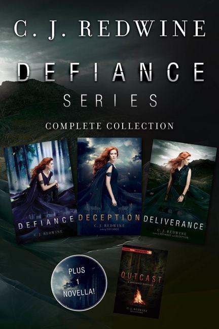 Defiance Series Complete Collection - C  J  Redwine - E-book