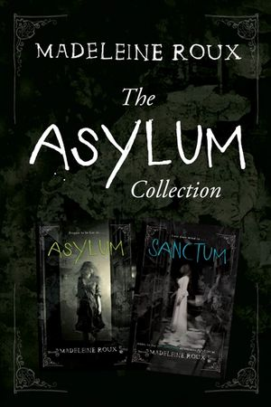 The Asylum Two-Book Collection book image