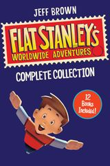 Flat Stanley's Worldwide Adventures Collection