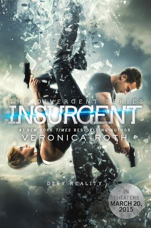 Insurgent Movie Tie-in Edition book image