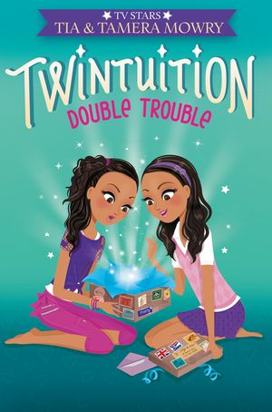 Twintuition: Double Trouble book image