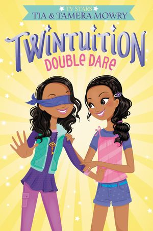 Twintuition: Double Dare book image