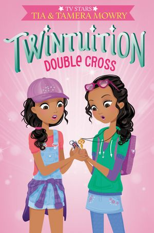 Twintuition: Double Cross book image