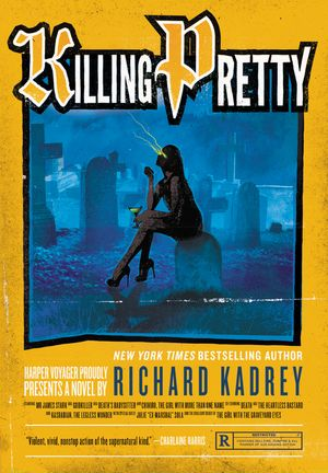 Killing Pretty book image