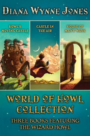 World of Howl Collection book image