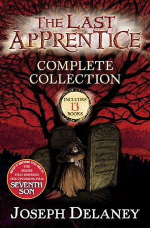 The Last Apprentice Complete Collection book image