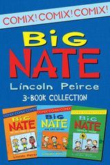 Big Nate Comics 3-Book Collection