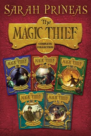 The Magic Thief Complete Collection book image