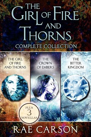 The Girl of Fire and Thorns Complete Collection book image