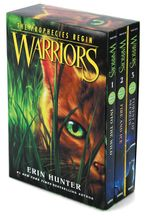 Warriors Box Set: Volumes 1 to 6