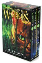 Warriors Box Set: Volumes 1 to 3
