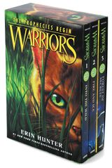 Warriors Box Set: Volumes 1 to 3