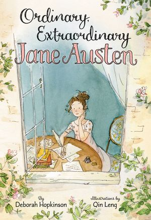 Ordinary, Extraordinary Jane Austen book image