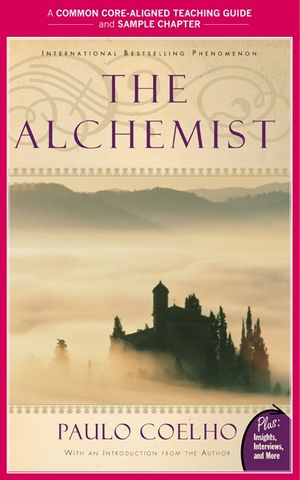 A Teacher's Guide to The Alchemist book image