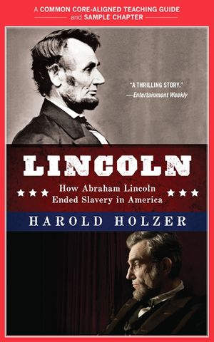 A Teacher's Guide to Lincoln book image