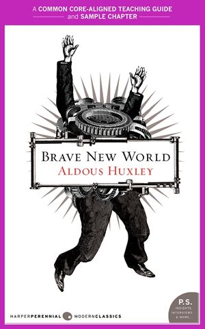 A Teacher's Guide to Brave New World book image
