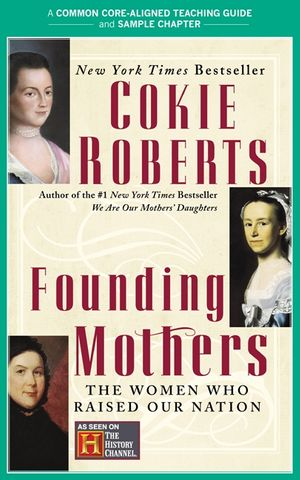 A Teacher's Guide to Founding Mothers book image