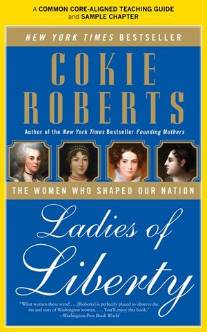 A Teacher's Guide to Ladies of Liberty book image