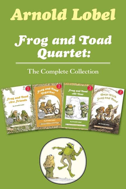 frog and toad quartet the complete collection arnold lobel e book