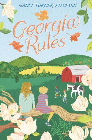 Georgia Rules book image