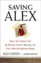 Saving Alex Hardcover  by Alex Cooper
