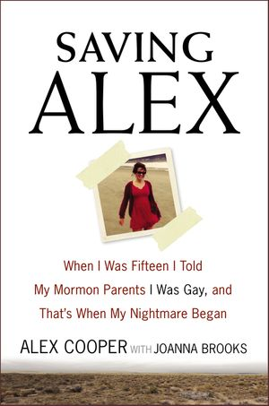 Saving Alex book image