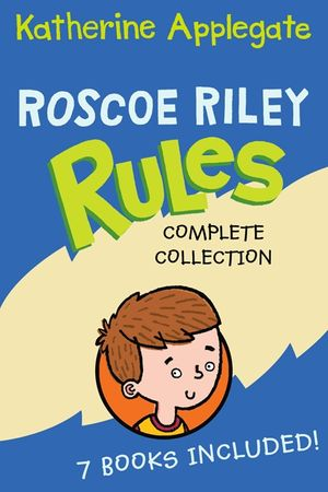 Roscoe Riley Rules Complete Collection book image