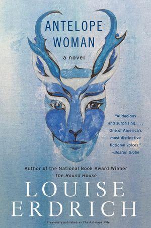 Antelope Woman book image