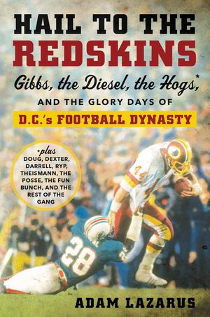 Hail to the Redskins book image