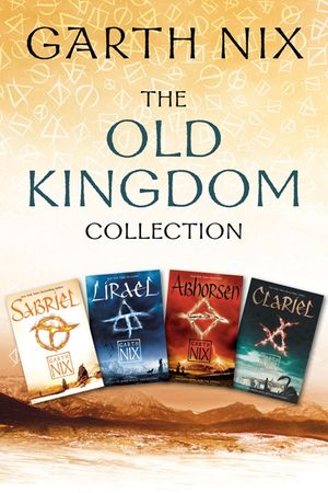 The Old Kingdom Collection book image