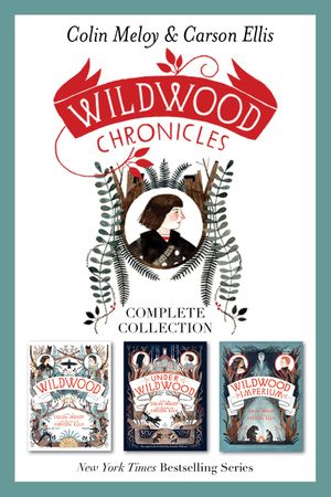 Wildwood Chronicles Complete Collection book image