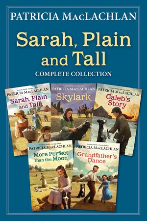 Sarah, Plain and Tall Complete Collection book image