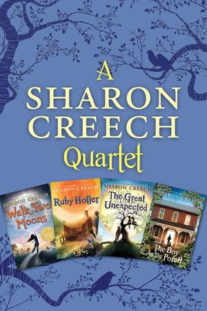 Sharon Creech 4-Book Collection book image