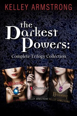 The Darkest Powers: Complete Trilogy Collection book image